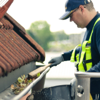 Gutter Cleaning Stoke Newington