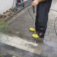 Patio Cleaning Stoke Newington